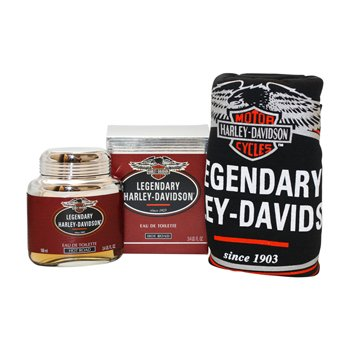 Harley Davidson Legendary Hot Road 2 Piece Gift Set for Men