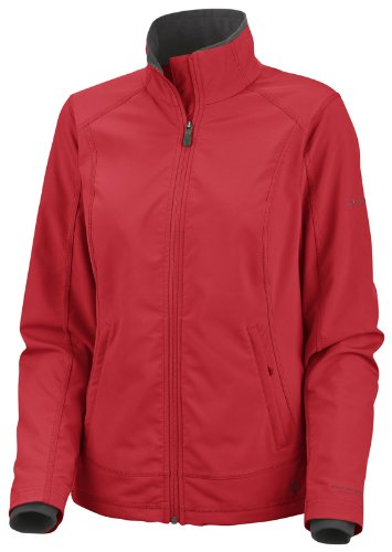 Columbia Damen Softshell Jacke No Fail Trail II, Burnt Henna, S, EL6522_622