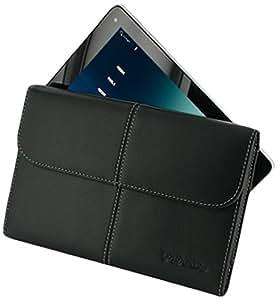 Amazon.com: Etui Cuir PDair Huawei MediaPad - Business Type Noir