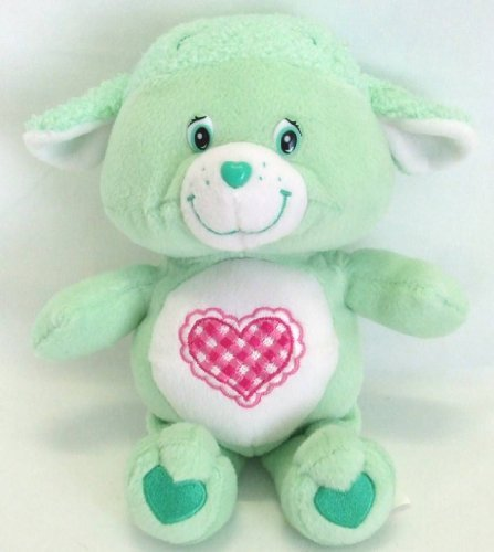 Gentle Lamb Care Bear Cousins 10""