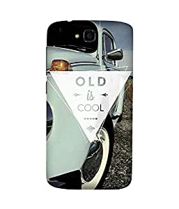 Old Is Cool Huawei Honor Holly Case