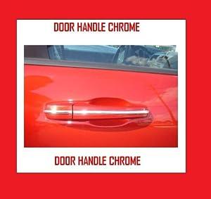 2009-2012 TOYOTA TACOMA Chrome Door Handle Trim Molding Kit 1/4'' Thick 4 Pieces 2010 2011 09 10 11 12