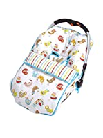 Petit Lazzari Saco De Bebé Para Carrito Hansel Group 0 (Blanco / Multicolor)