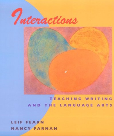 Interactions: Teaching Writing and the Language Arts
