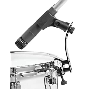 On Stage DM50 On Stage DM50 Drum Mic Clip (Rim Mount)