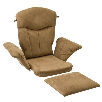 Baby Glider And Ottoman front-118304