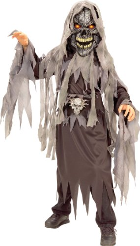 Rubie's Costume Co Evil Eye Skull Costume, Medium, Medium