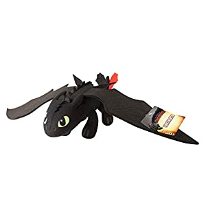 "How To Train Your Dragon 14"" Deluxe Plush Toothless"