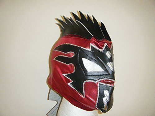 Red Kalisto - Deluxe Childrens Zip Up Mask