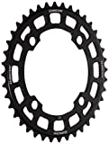 Cycle Group BX-CR144B40T-BK Box Cosine 40T Chainring, 104mm