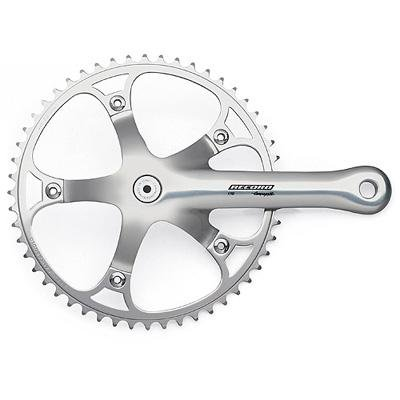 Campagnolo Record Pista Track Bicycle Crank Set