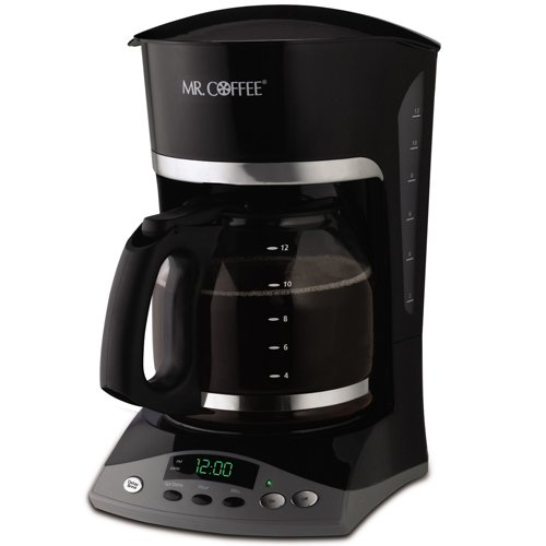 Mr. Coffee SKX23 12-Cup Programmable Coffeemaker,