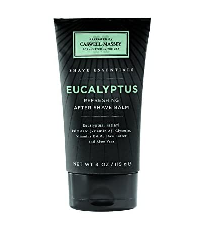 Caswell-Massey Eucalyptus After Shave Balm, 4 oz.