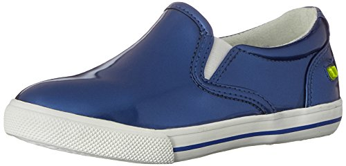 umi Ava Slip On Loafer (Little Kid), Blue, 30 EU(12 M US Little Kid)