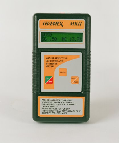 Moisture and Relative Humidity Meter
