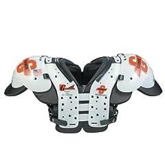 Buy Gear 2000 Youth Air Tech Junior Shoulder Pad (XXX-Small) by Gear