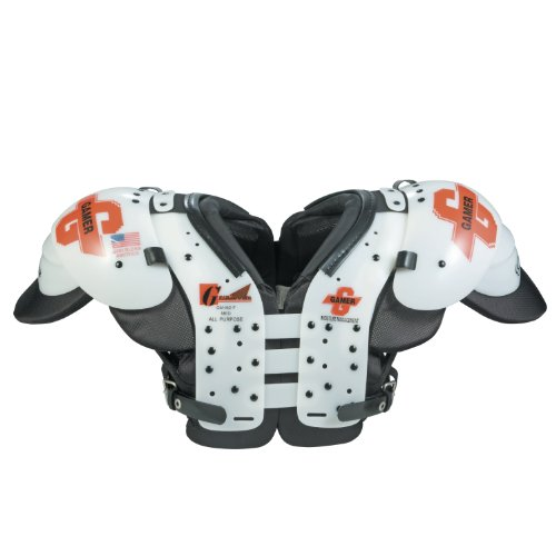 Gear 2000 Youth Air Tech Junior Shoulder Pad (XXX-Small)