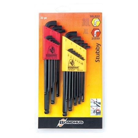 Stubby L-Wrench Double Pack - Buy Stubby L-Wrench Double Pack - Purchase Stubby L-Wrench Double Pack (Bondhus, Toys & Games,Categories,Construction Blocks & Models,Construction & Models,Accessories)