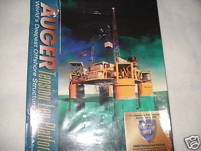 Auger Tension Leg Platform: World's Deepest Offshore Structure 1000-Piece Jigsaw Puzzle