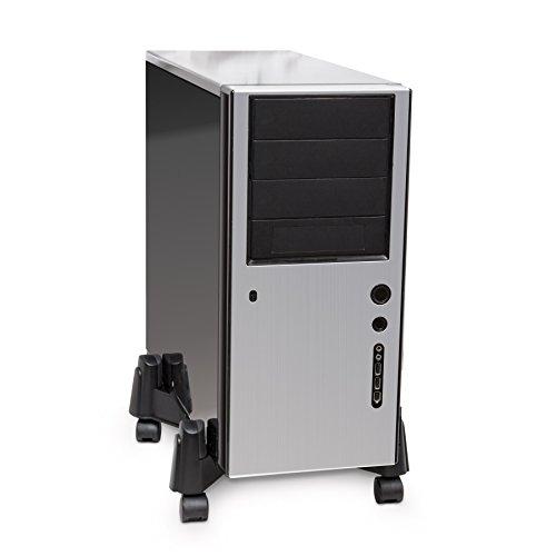 Iocrest Cpu Stand Atx Case Caddy Adjustable Width 5