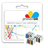 Premier Ink Multipack Of 12 Compatible Xl Ink Cartridges To Brother Lc1000 Lc 1000 Lc970 Lc 970 (3X Black & Ea. 3X Cyan Magenta Yellow) Lc1000Bk/Lc970Bk + Lc1000Y/Lc970Y + Lc1000C/Lc970C + Lc1000M/Lc970M For The Brother Dcp-130C / Dcp-135C / Dcp-150C / D
