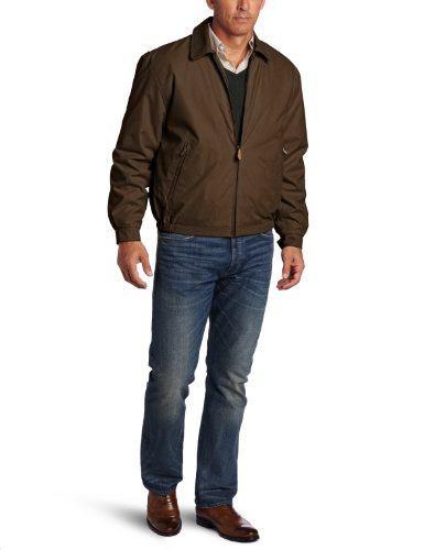 London Fog Men's Newport Microfiber Jacket