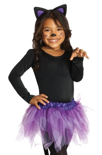 Ballerina Cat Kids Costume