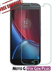 Unistuff™ Premium Quality Tempered Glass for Motorola Moto G Plus