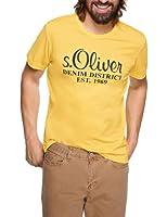 s.Oliver Herren T-Shirt Regular Fit 03.899.32.1380
