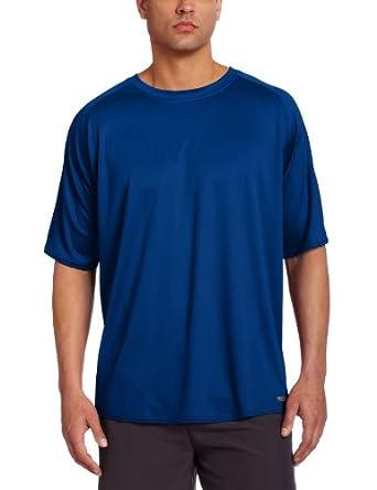 Russell Athletic Men's Short Sleeve Dri-Power Tee, Royal, Small