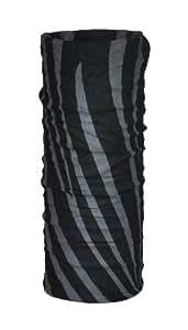 O3 O3MFHA025 Rag Tops Convertible Headwear, Zebra