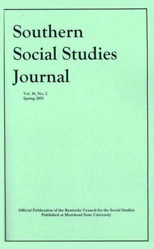 Southern Social Studies Journal