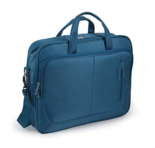 Roncato RV Smile Borsa Messenger, 12,180 litri, Nylon, Blu