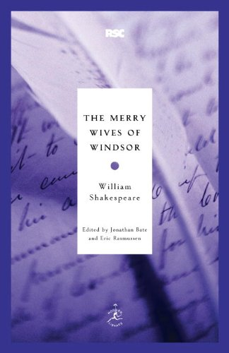The Merry Wives of Windsor (Modern Library Classics)