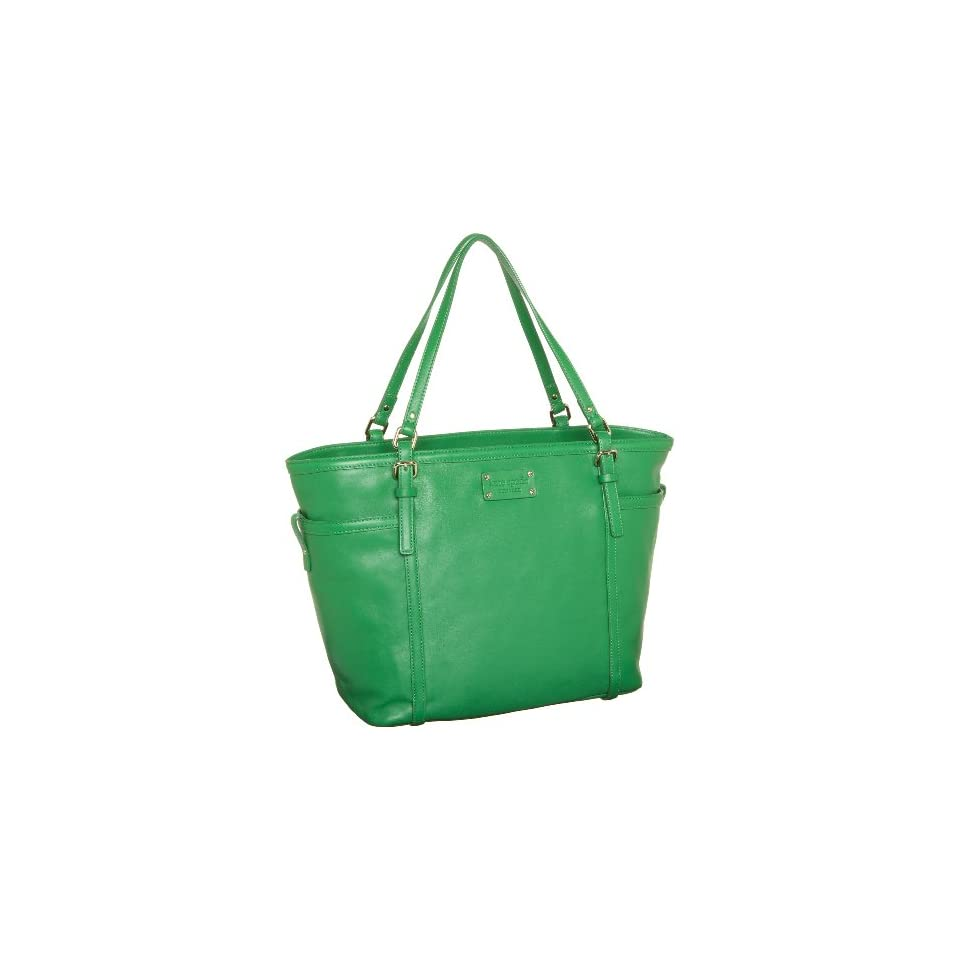 Kate Spade Park Slope Clementine Tote,Kelly Green,one size