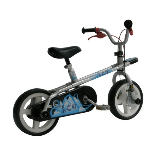 Quadra Byke 3 in 1 Riding Toy - Silver