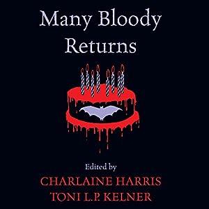Many Bloody Returns Audiobook