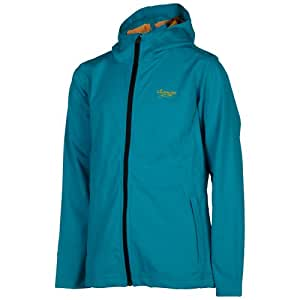 Chiemsee Veste softshell Erell pour fille Turquoise Bleu 7 ans