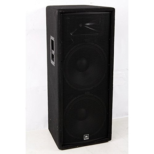"Jbl Dual 15"" Two-Way Passive Loudspeaker System With 2000W Peak Power Handling Regular 888365183169"