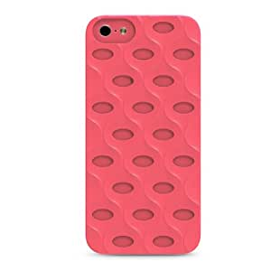 iLuv La Pedrera Inspired Hardshell Case for iPhone 5C - Retail Packaging - Pink