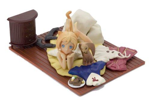 シュレディンガーの猫耳少女シリーズ レポート2 イープル・メーテルリンクの選択 (ノンスケール PVC塗装済み完成品)