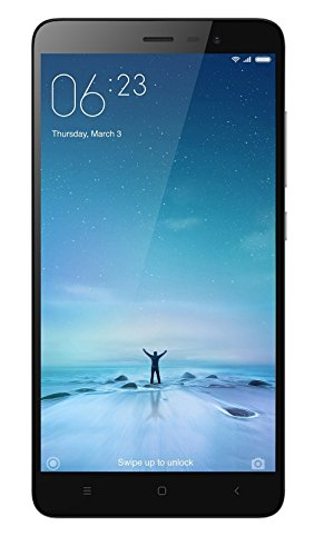 Xiaomi Redmi Note 3 (Dark Grey, 16GB)
