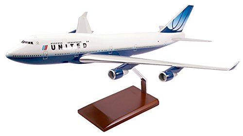 mastercraft-collection-executive-collection-united-airlines-b747-400-model-scale-1-100