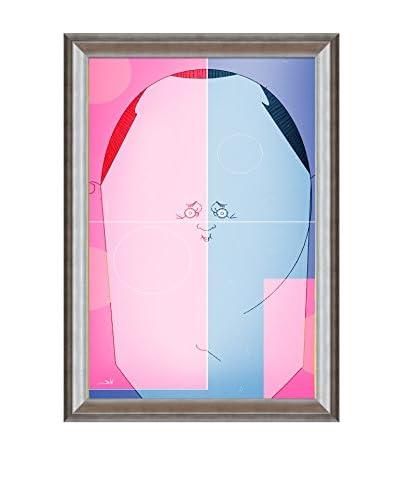 Ofir Sasson Zivik Framed Print On Canvas, Multi, 41″ x 29″