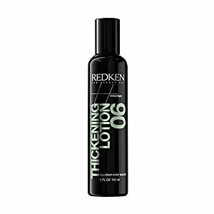 Redken Thickening Lotion 06, Body Builder, 5-Ounces Bottle