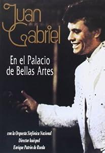 Juan Gabriel: En el Palacio de Bellas Artes