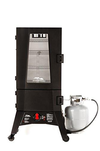 Masterbuilt 20051316 Thermotemp X-Large Propane Smoker (Masterbuilt Dual Fuel Smoker compare prices)