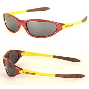 NFL Licensed 2-Tone Team Sport Sunglasses - Unisex - 100% UVA UV Protection by NFL