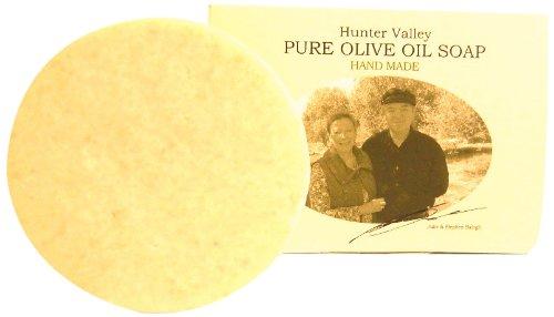 バロッグ夫婦の手作りオリーブオイル石鹸 100g