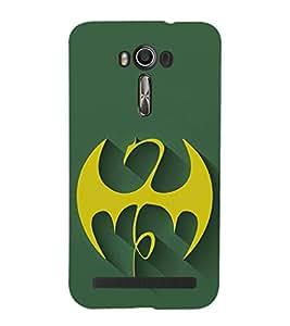 EPICCASE dragon fury Mobile Back Case Cover For Asus Zenfone Go (Designer Case)